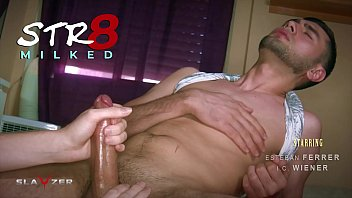 Gay ic porn post - Str8milked episode 1