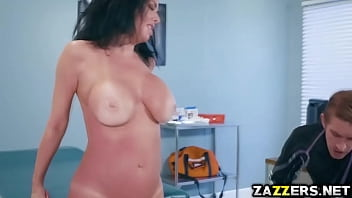 Veronica Avluvs pussy injected by Dr Danny D
