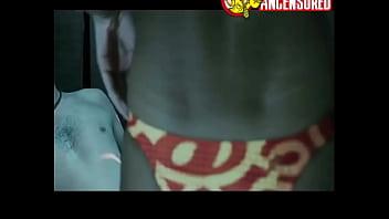 """Lucy ramos pelada em """"TURISTAS"""" 2006   """"Video editado"""" (   close no corpo da lucy )"""