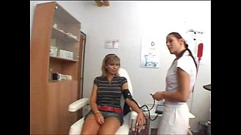 Kristina, Real Hospital Nurse At Gynecology