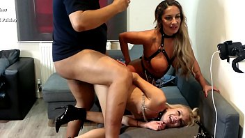 London Sex is Calling starring April Paisley and Talula Thomas