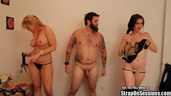 Lactating Strap On Chick Pegging Bearded Guy With Princess