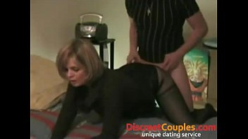 Couple made their first sex tape