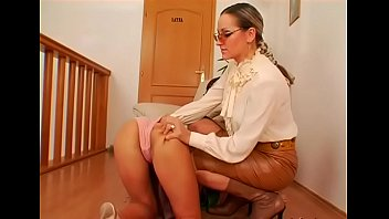 Lascivious foot and cum-hole licking