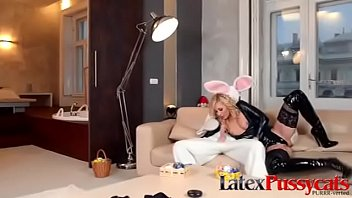 Kayla Green and Tracy Lindsay at LatexPussyCats