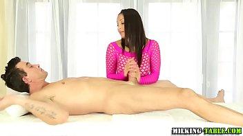 Cock milk drink - Milking 2