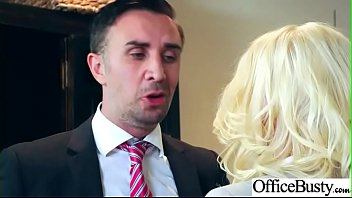 Hot Nasty Cute Girl (Nikki Delano) With Big Juggs Like Sex In Office vid-26