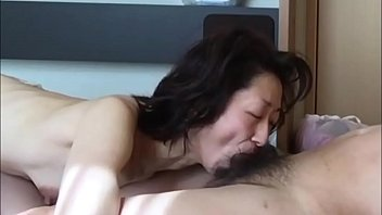 Sucks deliciously with a blowjob Nymphomania Miyuki