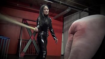Severe caning femdom A vietnamese p.o.w. caning. starring g0ddess miki