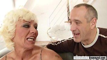 Anal Addict Blonde GILF