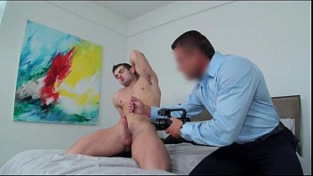 Chapelle france gay la luc saint Scotty fucks for the first time on camera