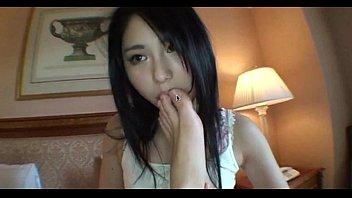 asian licking feet
