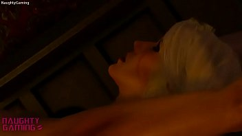 The Witcher 3 Ciri Sex Scene Mod