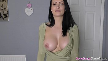 Ass big hot nice Big boobs brunette erica dancing nicely while showing tits