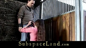 Sweet Damsels Imprisoned In A Stable For Kinky Fantasy