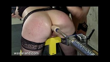 Pussey sex machine movie Wasteland bondage sex movie - mistress pleasure pt 1