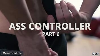 (Jack Hunter, William Seed) - Ass Controller Part 6 - Trailer preview - Men.com