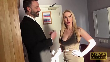 Hot blond milf fucked hard Georgie lyall takes it hard from behind by pascal white