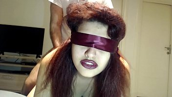 Blindfolded Wife Has NO idea BUT she FUCKED by Stranger ! Preview