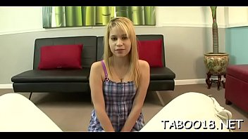 Seductive teenknows how to please 10-pounder with her magical hands