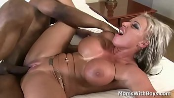 Boy with breast - Milf carmen jays fucking cock into her mature pussy