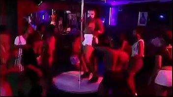Nigerian nightclub (Nollywood scene)