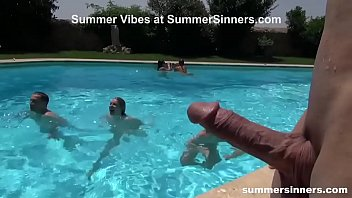 Summer Pool Sex Games