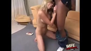 Black humiliates and writing blonde