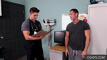 Doctor's appointment for dick checkup - Alexander Garrett, Adrian Suarez
