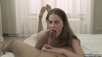 Marianne Lovely Finishes the Job! - FinishHim