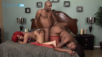 Upscale escorts saint louis - Luscious louis and ms cleo share a nice black cock