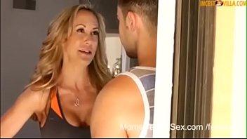 Moms Teaches Sex - Mom teaches stepson how to fuck