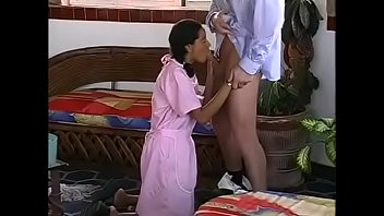 Desi Indian Maid fucked by white cock