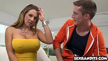 Nikki Sexx perfect tits gets facial 06
