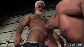 Rob marshall gay Old gay stallion teaches young stud a thing or two - clay towers, jake marshall