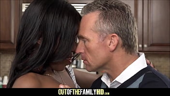 Hot Black Step Daughter Ashley Pink