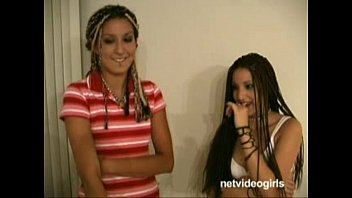 netvideogirls - Avery & Katrina Audition video