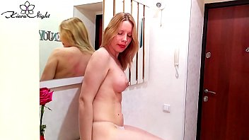 The Teen with a Delicious Ass Rough Jerk Off - Amateur Solo