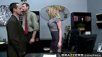 Brazzers - Big Tits at Work -  Kagneys Box scene starring Kagney Linn Karter and Jordan Ash preview image