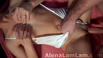 5865 Tiny MILF Blowjob and gives Fuck Pussy to his neighbor POV preview