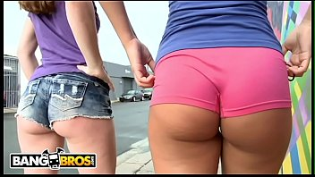 BANGBROS - Big Booty Babes Nicole Aniston & Poison Ivy Getting Wrecked