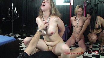 Training der Lady O - Tag 3 mit Anastasia   Sandy -SPM AmandaAnastasiaSandy TR65