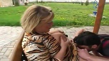 Mature big tits rough sex thumbnail