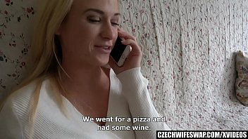 Wife swapping blog Amateur swapped blonde persuaded for morning sex