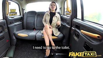 Fake Taxi Lady tries deepthroating big cock with taxi legend Vorschaubild