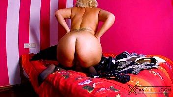 Didi Valendrey Webcam - Chubby Blonde in Stockings
