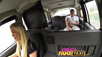 Female Fake Taxi Stranded Builder Has a Stroke of Luck video