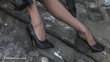 Emily Marilyn in California Dreamin' ~ teaser clip