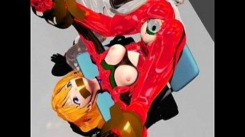 3D Society Hentai - Monstro