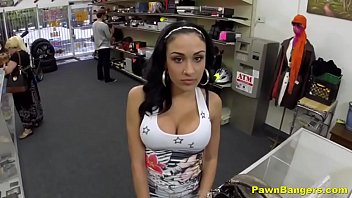 Busty Latina Slut Bangs For Extra Dollars's Thumb